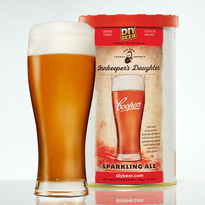 Thomas Coopers Innkeepers Daughter Sparkling Ale 1.7kg - Home Brew