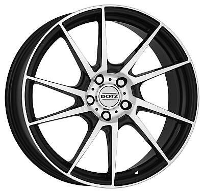 Dotz Kendo wheels 7.0Jx16 ET40 5x114,3 for RENAULT Fluence Grand Scenic Kadjar L