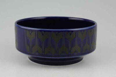 Hornsea - Heirloom - Blue - Oatmeal / Cereal / Soup Bowl - 195735G