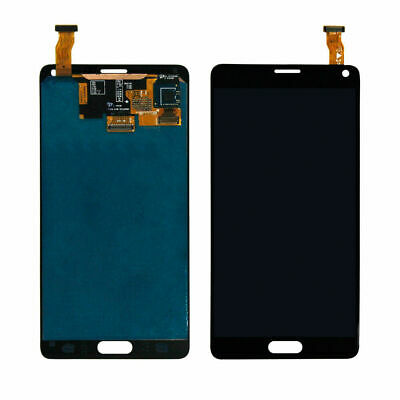 Schwarz Für Samsung Galaxy Note 4 N910 N910F LCD Display Touch Screen Digitizer