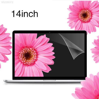 Transparent 14 Inch Screen Protector Laptop Protective Film Office Anti-Glare