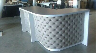 Reception desk Beauty salon barber shop chesterfield ANY COLOUR