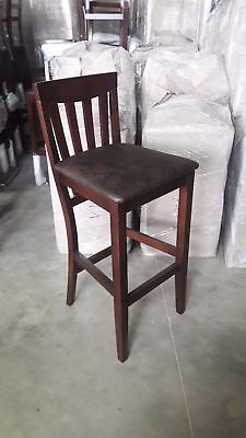 Bar stool dinning chairs home commercial restaurant pub bespoke