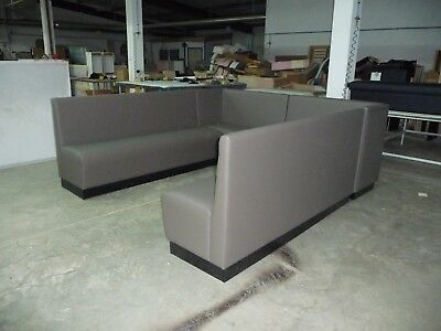Bench/ Booth/ Fixed seating for Restaurants,Hotels,Bars, pubs,cafes £49 per Foot