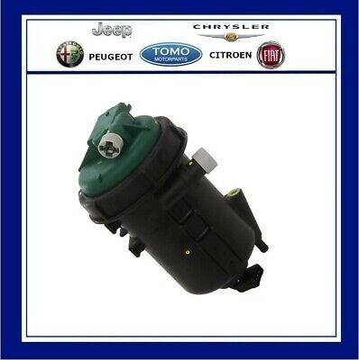 Genuine New Fiat Ducato 2.3 3.0 Multi Jet Fuel Filter Housing 1368127080