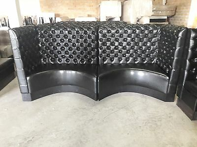 Bespoke Booth bench seating commercial restaurant sofa chairs tables