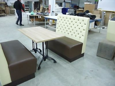 Bespoke Bench/ Booth/ Fixed seating for Restaurants,Hotels,Bars £58 per Foot