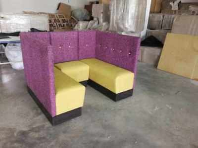 Bench/ Booth/sofa bespoke Fixed seating for Restaurants,Hotels,Bars,pubs