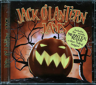 Jack O'lantern Jams CD Including Monster Mash (CD, 2007, Digimusic)