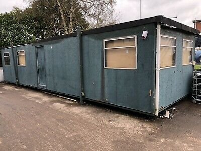 40ft x 12ft cabin / portable office / container - Really Good Condition.