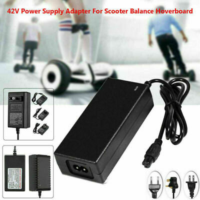 42V 2A Power Adapter Battery Fast Charger for Smart Scooter Balance Hoverboard