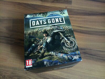 Days Gone Collector's Edition PS4 NEW RARE !!