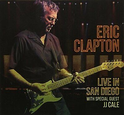 Eric Clapton-Live In San Diego With Special Guest Jj Cale-Japan 2 Cd