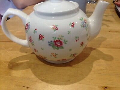 cath kidston floral teapot Great Condition
