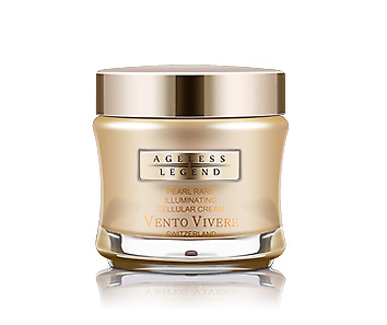 Vento Vivere Pearl Rare Illuminating Cellular Cream