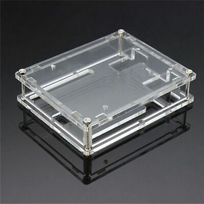 Acrylic Box Enclosure Transparent Case for Arduino MEGA2560 R3 Arduino UNO ASS