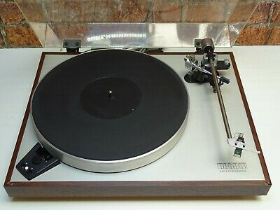 Luxman PD264 Vintage 2 Speed Direct Drive Vinyl Turntable Record Player Deck