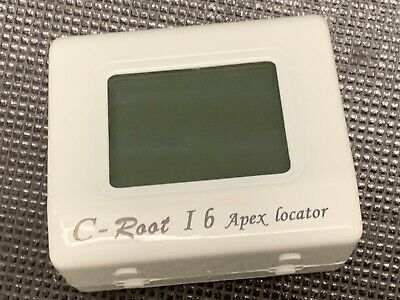 C-ROOT I 6 Apex Locator LCD Screen Endodontic Root Canal Equipment