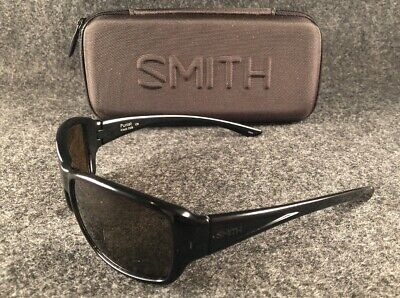 e3b1d33df08de Smith Optics Purist Women s Polarized Sunglasses Black Black D28 Lenses Rare