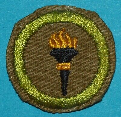 Public Health Type C Merit Badge -    -   - Boy Scouts - 6811