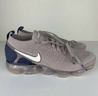 Nike Air Vapormax Flyknit 2 Diffused Taupe Phantom 942842 201 Us Size 12.5
