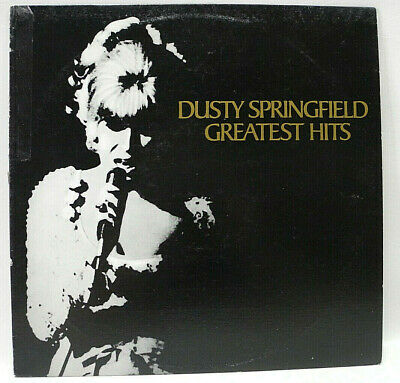 Dusty Springfield-Greatest Hits-1983 Canada Excellent Graded Vinyl Lp Copy