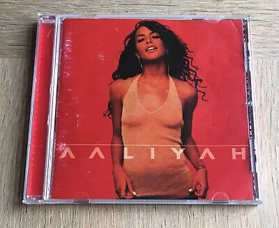 Aaliyah - self titled CD                       inc Try again from Romeo Must die