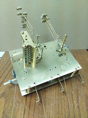 Howard Miller Kieninger Cable Driven Triple Chime Clock Movement  06 K 116cm