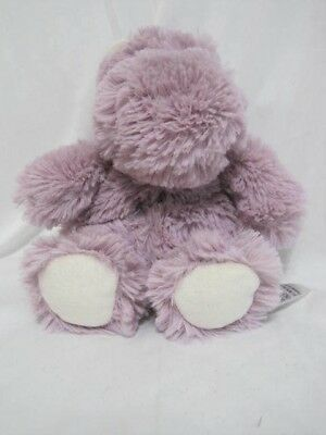 Intelex Warmies Hippo Jr Plush Lavender Scented Heat In Microwave