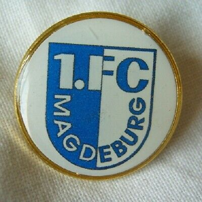 pin button badge Football Fußball-Club  1.FC Magdeburg Germany