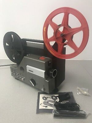 Cinerex Su200  Super 8  Cine Movie Film Projector Su 200