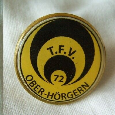 pin button badge Football Fußball-Club  TFV 1972 Ober-Horgern  Germany