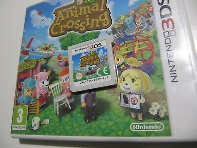 Animal Crossing New Leaf  Nintendo 3Ds* 2Ds Pal España
