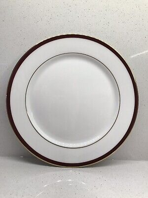 "Dudson Fine China Stoke-On -Trent England Dinner Plates 10 "" ( 2) Nwt"
