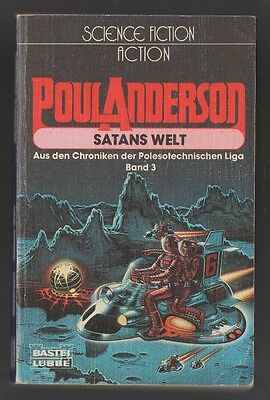 SCIENCE FICTION POUL Anderson Operation Chaos - EUR 1,00
