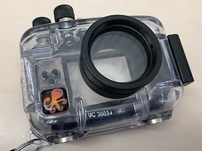 IKELITE Digital Camera Underwater Housing Scuba Diving for Ultra Compact