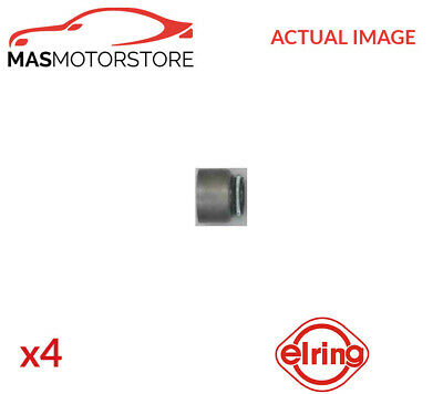 4x 012150 ELRING VALVE STEM SEAL SET I NEW OE REPLACEMENT