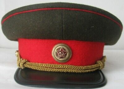 WW2 Daily cap of marshals and generals of the Soviet Union M1940 Red Army Repro