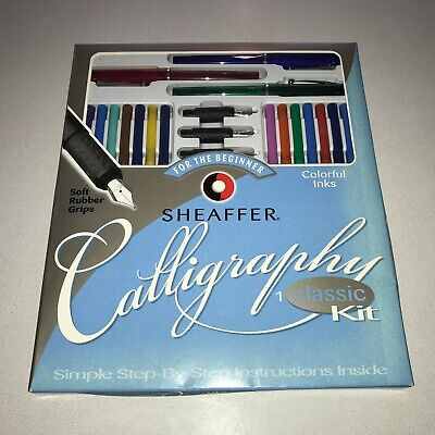 Sheaffer Classic Calligraphy Kit - New