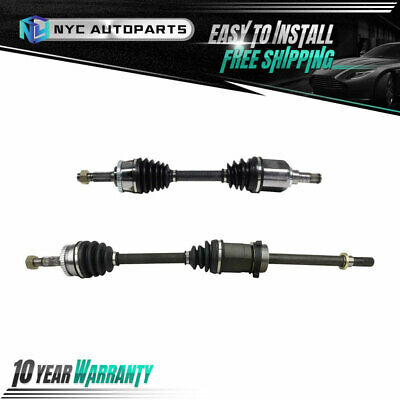 ODM Pairs//Set of 2 OE Front Left/&Right CV Axle Shaft for Ford Focus 2000-2011