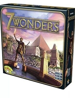 A5-76 / NEW 7 Wonders Board Game Asmodee Repos Production