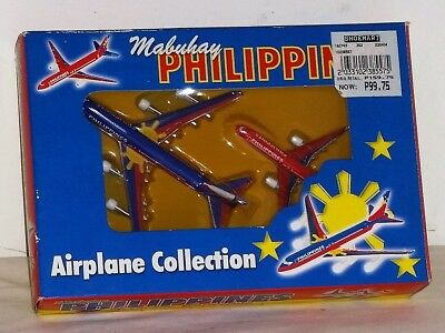 OLD SCHABAK DIECAST Model Plane Airplanes Philippine