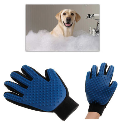 Cleaning Brush Glove Dog Grooming Cat Massage Hair Removal Groomer Pet Supplies