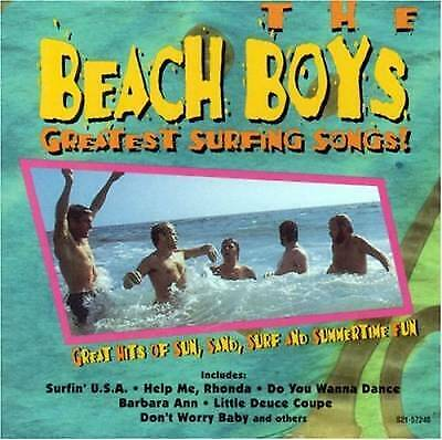 Greatest Surfing Songs by Beach Boys