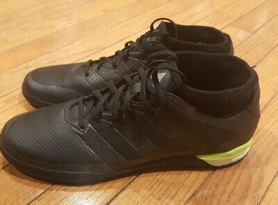 84dc29312 Adidas ACE 16.1 Street Indoor Soccer Shoes BB3802 Cleats Football Futsal  Black