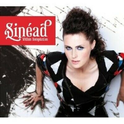"""Within Temptation """"Sinead"""" Cd 2 Track Single New"""