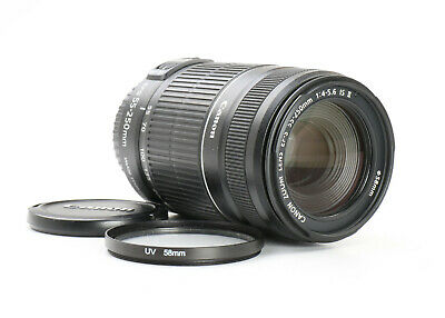 Canon EF-S 55-250 mm 4.0-5.6 IS II + TOP (224626)