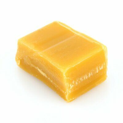 50g Organic Beeswax Cosmetic Grade Filtered Natural Pure Bees Wax Bars yellow