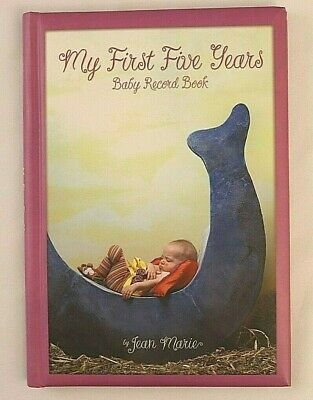 My First Five Years Baby Record Book By Jean Marie Cedco Memories