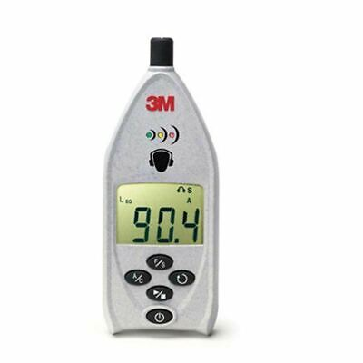 3M SD-200 Compact Light-Weight Sound Detector Kit Sound Level Meter